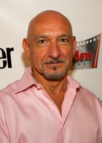 Ben Kingsley at the 2007 CineVegas Film Festival.