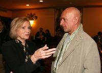 Ben Kingsley and Eva Marie Saint at the California premiere of