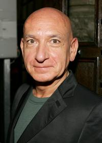 Ben Kingsley at the Lions Gate Crash, Oscar Bash.