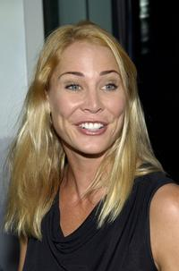 Kathleen Kinmont at the premiere of