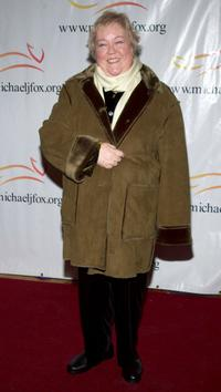Kathy Kinney at the Michael J. Fox Foundation's
