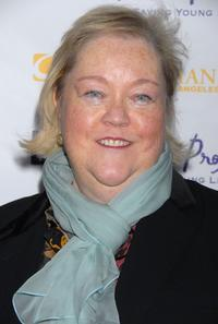 Kathy Kinney at the Trevor Project's 9th annual Cracked XMas