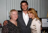 Kathy Kinney, Noah Wyle and Jane Seymour at the