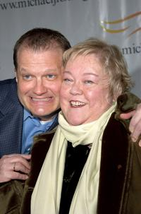 Kathy Kinney and Drew Carey at the Michael J. Fox Foundation's