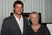 Kathy Kinney and Noah Wyle at the