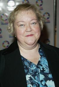 Kathy Kinney at the weSPARKLE Variety Night Take II Cancer charity event.