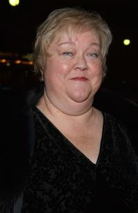 Kathy Kinney at the Human Rights Campaigns Annual gala dinner.
