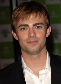 Jonathan Bennett at the 16th annual Environmental Media Awards.