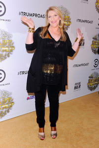 Lisa Lampanelli at the  Comedy Central Roast Of Donald Trump in New York.