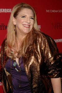 Lisa Lampanelli at the screening of