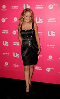 Kelly Stables at the US Weekly Hot Hollywood Style Issue celebration.