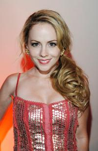 Kelly Stables at the Katy Perry presented by SoundsofBuzz.com and Coca Cola.