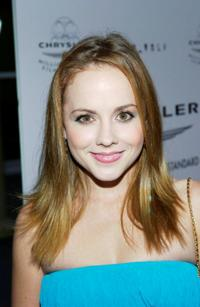Kelly Stables at the premiere of