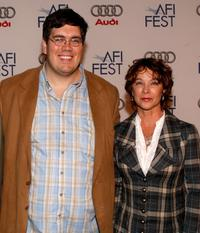 Hubbel Palmer and Kathleen Quinlan at the AFI FEST 2007.