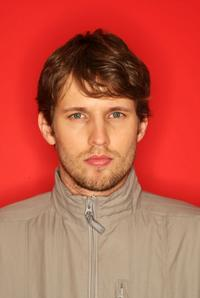 Jon Heder at the MTV Europe Music Awards 2007.