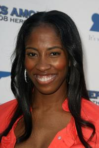 Shondrella Avery at the Hero Awards 2008.