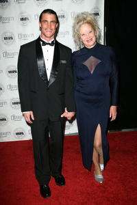 Sally Kirkland and Greg Plitt at the 15th Annual Diversity Awards.