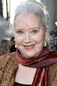 Sally Kirkland at the L.A. premiere of