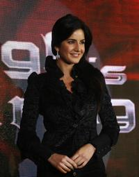 Katrina Kaif at the promotion of