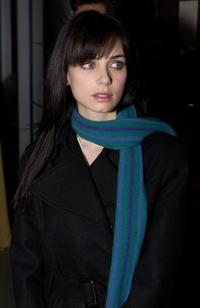Mia Kirshner at the premiere and after-party for