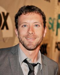 T.J. Thyne at the 2009 FOX All-Star Party.