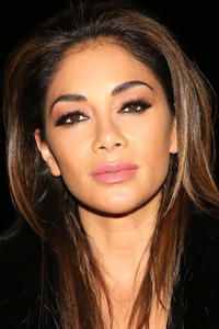 Nicole Scherzinger at the Thomas Wylde Fall 2016 fashion show during New York Fashion Week.