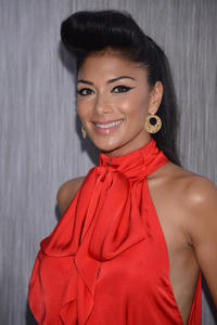 Nicole Scherzinger at the New York premiere of