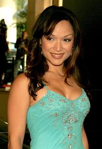 Mayte Garcia at the 20th Annual Imagen Awards Gala.