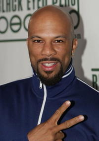 Common at  The Black Eyed Peas' 4th Annual Peapod Foundation Benefit Concert in Hollywood.