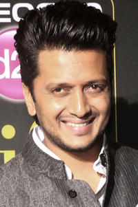 Riteish Deshmukh at the IIFA Magic of the Movies in Tampa, Florida.