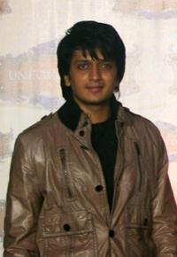Ritesh Deshmukh at the press conference to announce