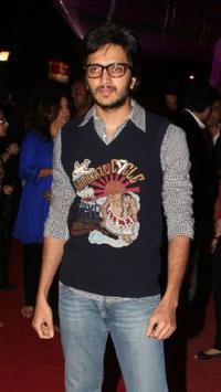 Ritesh Deshmukh at the premiere of