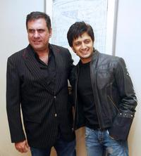 Boman Irani and Ritesh Deshmukh at the launch party of