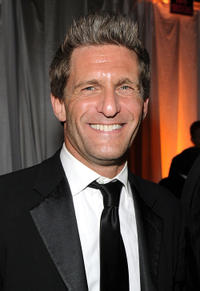 Gary Gilbert at the after party of Relativity Media and The Weinstein Company's 2011 Golden Globe Awards.