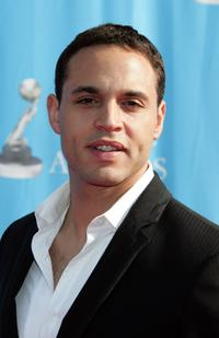 Daniel Sunjata at the 39th NAACP Image Awards.