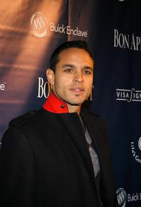 Daniel Sunjata at the Post Screening Dinner of