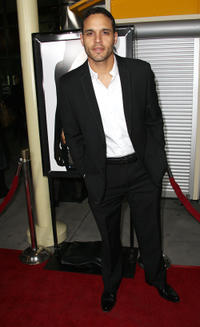 Daniel Sunjata at the California premiere of
