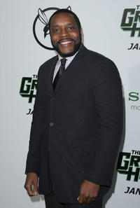 Chad Coleman at the California premiere of