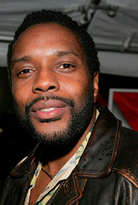 Chad Coleman at the premiere of