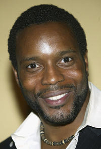 Chad Coleman at the 13th Annual Pan African Film and Arts Festival Opening Night Gala in California.
