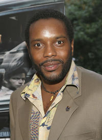 Chad Coleman at the New York premiere of