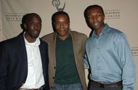 Michael Kenneth Williams, Chad Coleman and Jaime Hector at the Evening of