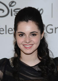 Vanessa Marano at the Disney ABC Television Group's