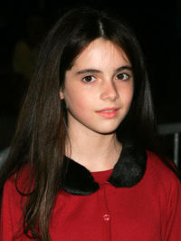 Vanessa Marano at the New York premiere of