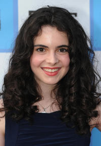 Vanessa Marano at the premiere of