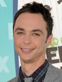 Jim Parsons at the 2010 Teen Choice Awards.