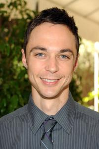 Jim Parsons at the Hollywood Foreign Press Association's Installation Luncheon.