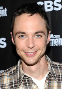 Jim Parsons at the Comic-Con 2010.