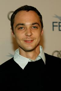 Jim Parsons at the AFI FEST 2007.