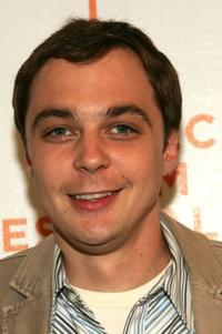 Jim Parsons at the screening of